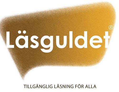 """Winner of """"Läsguldet"""""""